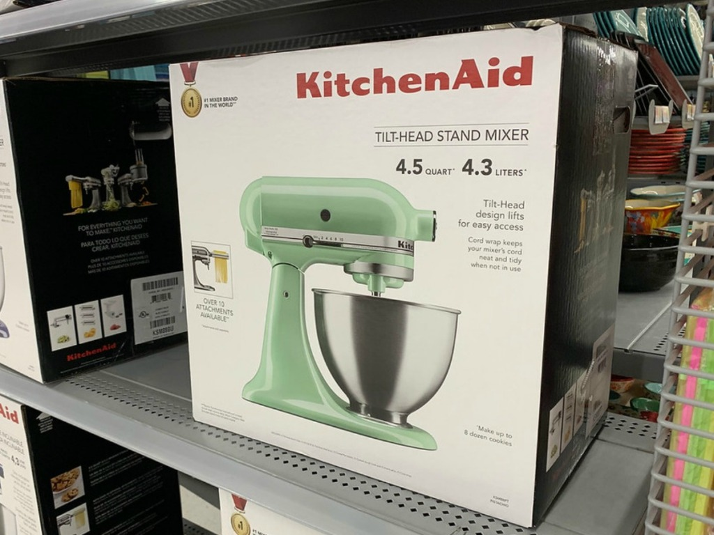 Possible 70 Off Kitchenaid Stand Mixer At Walmart Hip2save