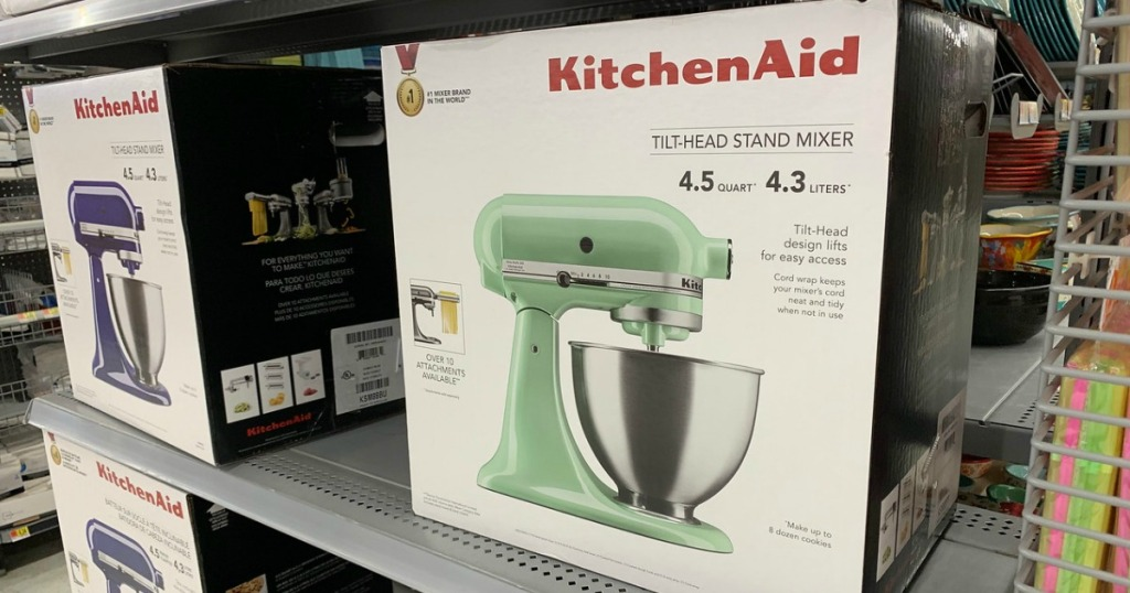 KitchenAid 4.5-Quart Stand Mixer Possibly Only $150 at ...