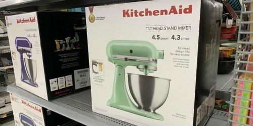 KitchenAid 4.5-Quart Stand Mixer Possibly Only $150 at Walmart (Regularly $330)