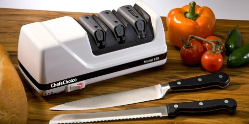 Amazon: Chef'sChoice Electric Knife Sharpener Only $89.95 Shipped (Regularly $130)