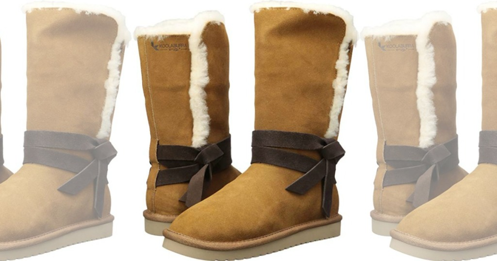9c7bf2eb5cd56 Koolaburra by UGG Women s Boots Only  39.99 at Zulily (Regularly ...