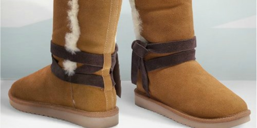 Koolaburra by UGG Women's Boots Only $39.99 at Zulily (Regularly $100)