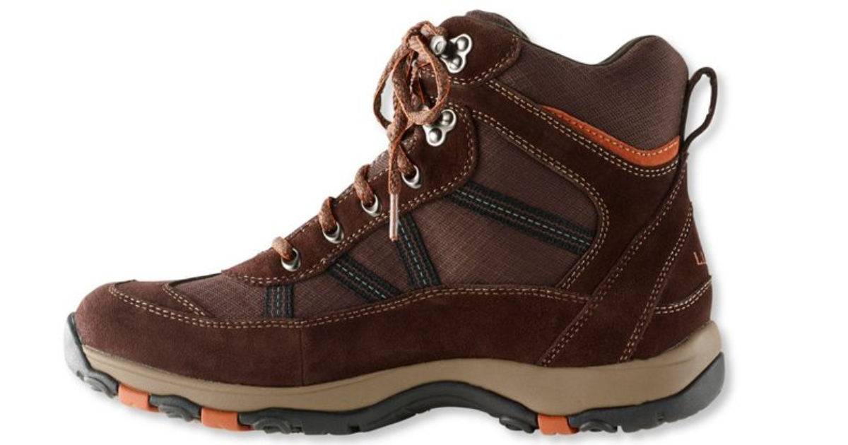 L.L. Bean Men's Snow Sneakers Only $52