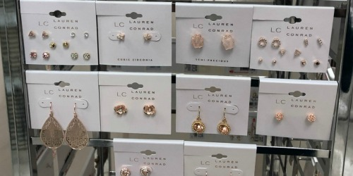 LC Lauren Conrad Jewelry as Low as $3.84 at Kohl's (Regularly $12)