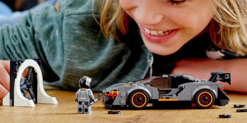 LEGO Speed Champions McLaren Senna Building Kit Only $11.99 Shipped