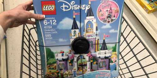LEGO Disney Cinderella's Dream Castle Possibly Only $30 at Walmart (Regularly $70)