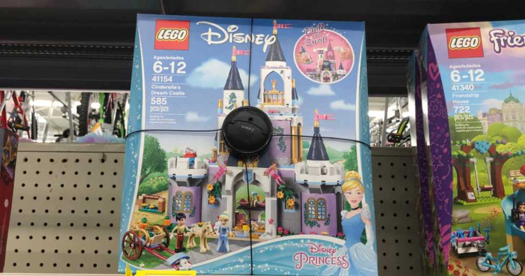 LEGO Disney Cinderella's Dream Castle Possibly Only $30 at