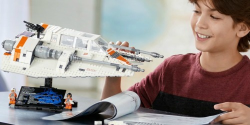 LEGO Star Wars Snowspeeder Set $159.99 Shipped (Regularly $200) + Free Gift