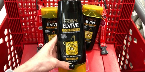 L'Oreal Paris Elvive Hair Care Only 99¢ Each After Target Gift Card (Starting 1/6)
