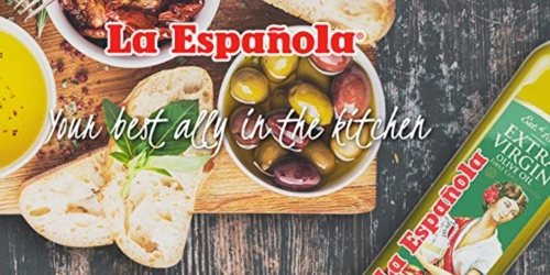 Amazon: La Espanola Extra Virgin Olive Oil 2 Liter Just $18.04