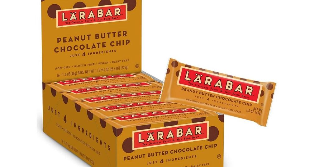 larabar peanut butter chocolate bars