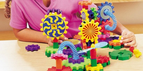 Amazon: Learning Resources 83-Piece Gizmos Building Set Just $14.42 Shipped (Regularly $40)