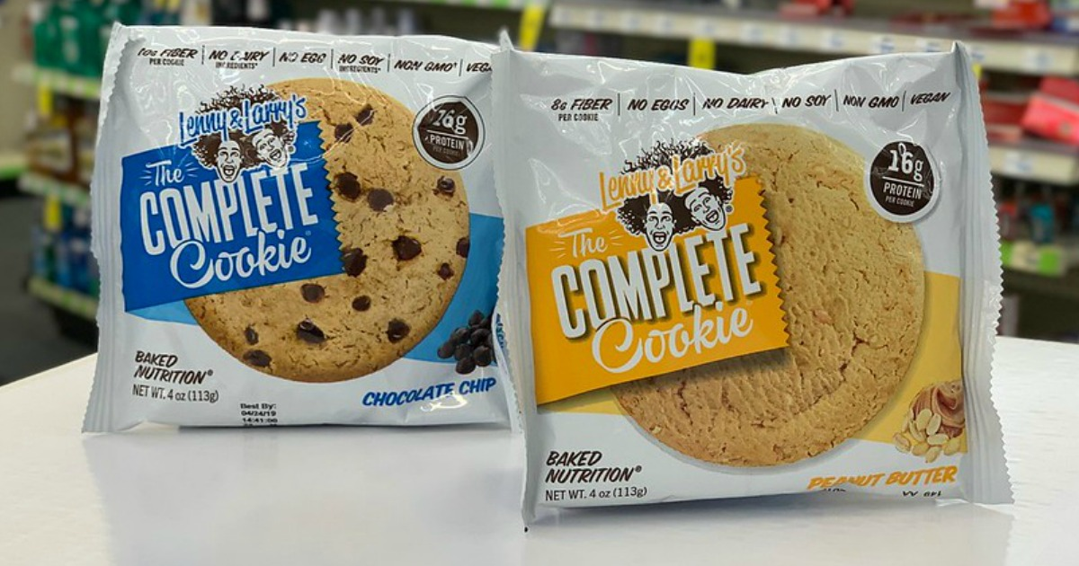 graphic relating to Trader Joe's Printable Coupons identify Lenny Larrys The In depth Cookie Merely $1.22 Each and every at CVS
