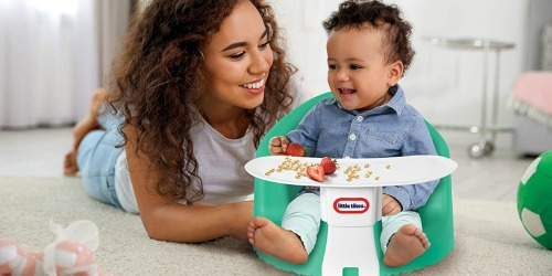 Little Tikes Infant Floor Seat w/ Tray as Low as $19.97 Shipped on Costco.com