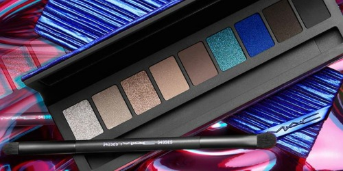 $25 Off $75 MAC Cosmetics Purchase + Free Eyeshadow Palette & More