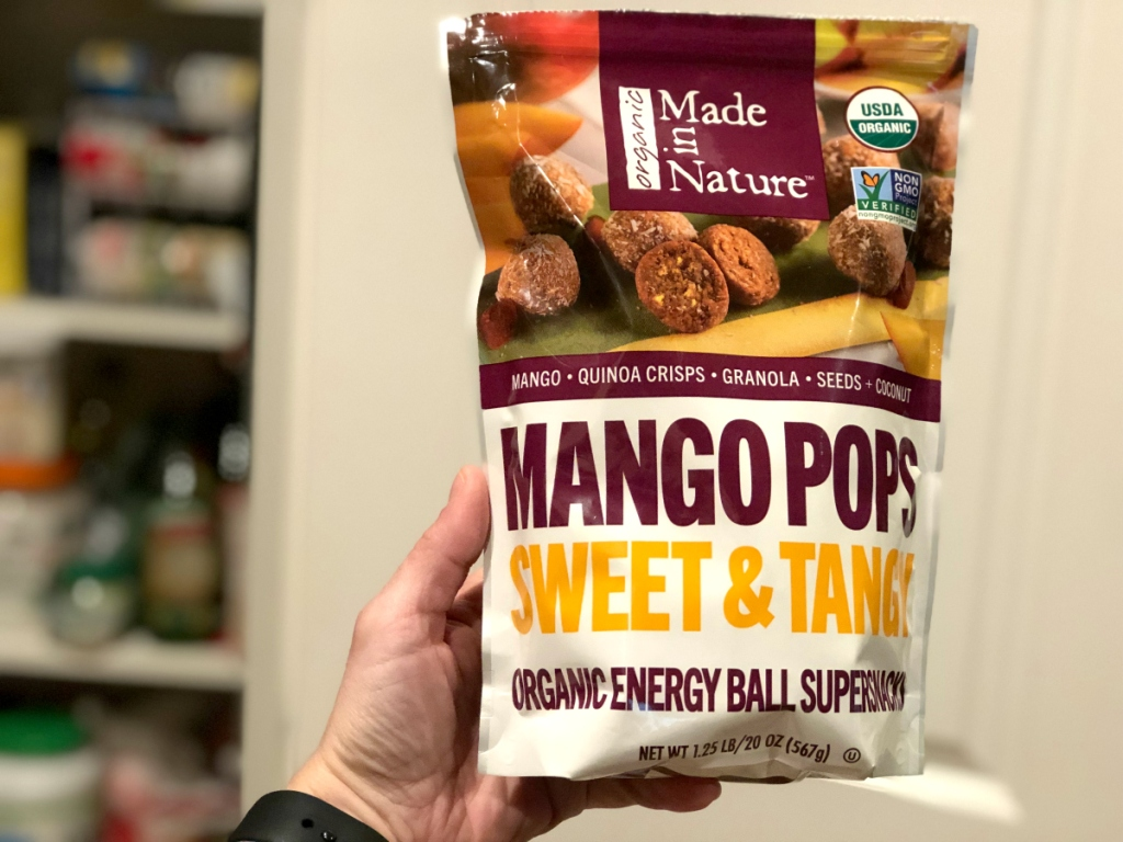 Made in Nature Mango Pops at Costco