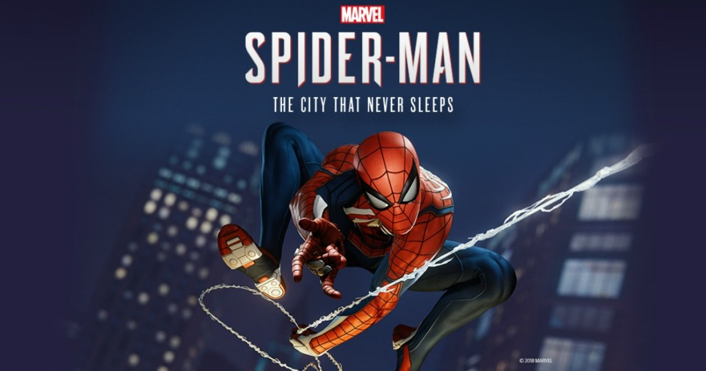 Marvel's Spider-Man PlayStation 4 Game Only $39 99 Shipped