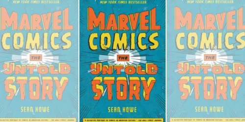 Marvel Comics The Untold Story eBook Only $1.99