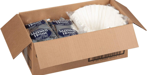 Amazon: Maxwell House Iced Tea 24-Count Filter Paks Only $8 Shipped (Just 34¢ Each)