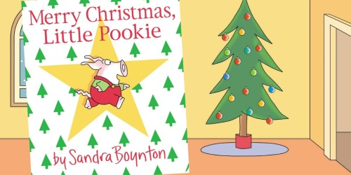 Amazon: Merry Christmas, Little Pookie Board Book Only $2.99 Shipped (Regularly $6)