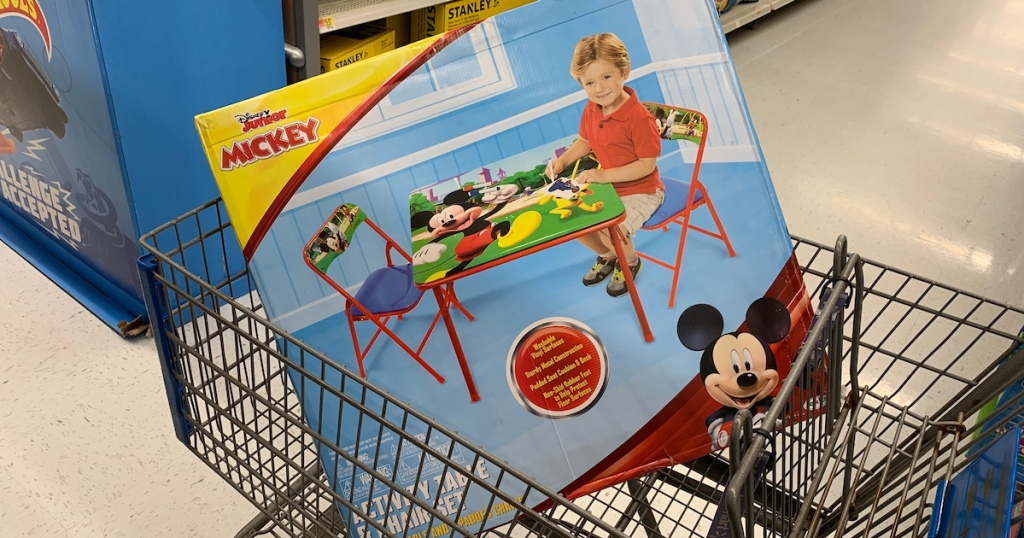 Disney Erasable Activity Tables As Low As 7 At Walmart