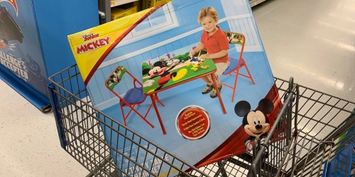 Disney Erasable Activity Tables as Low as $7 at Walmart (Regularly $35)