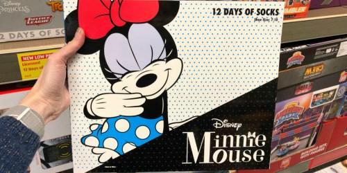 12 Days of Socks Sets Only $6.49 at ALDI (Regularly $13) – Disney, Trolls, & More