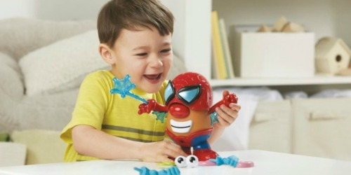 Mr. Potato Head Marvel Spider-Spud Suitcase Just $7.99 Shipped at Best Buy (Regularly $20)