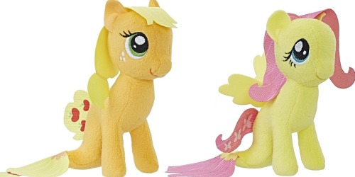 My Little Pony Plush Toys as Low as $2.33 (Ships w/ $25 Amazon Order)
