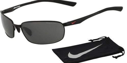 Nike Avid Men's Sunglasses Only $36 Shipped (Regularly $175)