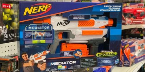 NERF Modulus Mediator Blaster Only $9.98 at Walmart (Regularly $25)