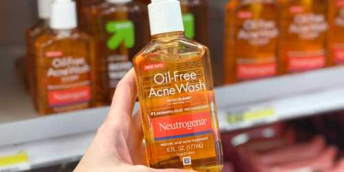 $8.50 Worth of New Neutrogena Printable Coupons