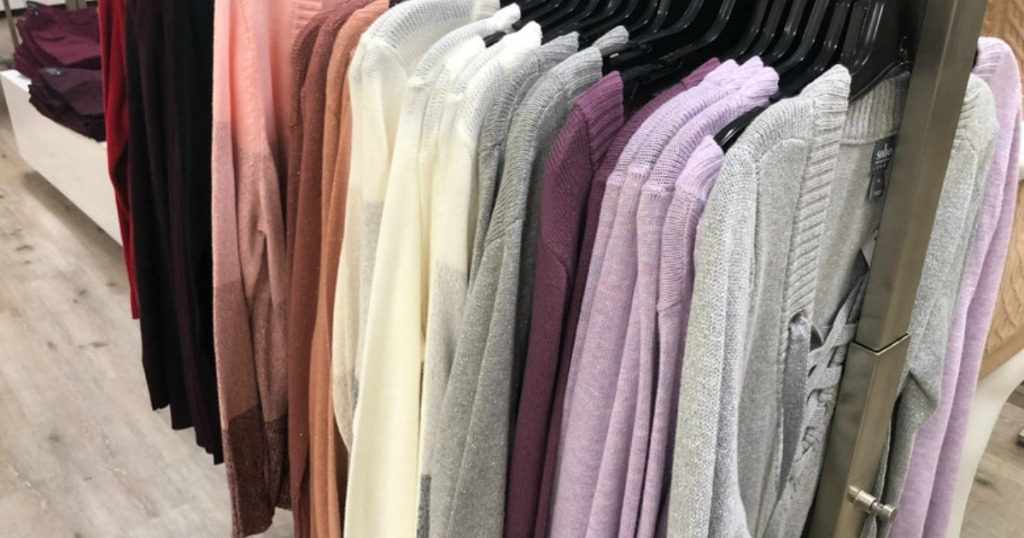 New York & Co Sweaters