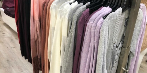 New York & Company Pants & Sweaters Only $9.99 (Regularly $40+)