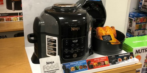 Ninja Foodi as Low as $174.99 Shipped + Get $30 Kohl's Cash (Pressure Cook & Air Fry All in ONE Pot)