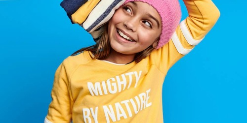 Old Navy Sweatshirts for Kids & Adults Just $8 (Regularly up to $30)