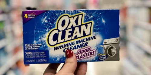 Over $2 Worth of New OxiClean Coupons