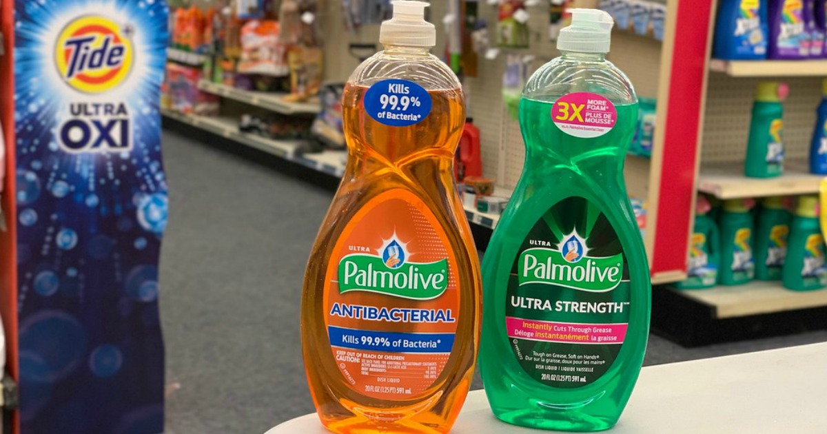 picture about Palmolive Printable Coupon named Palmolive Extremely Dish Liquid 25 oz Bottle Just 99¢ at CVS