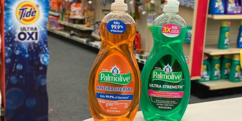 Palmolive Ultra Dish Liquid 25 oz Bottle Only 99¢ at CVS