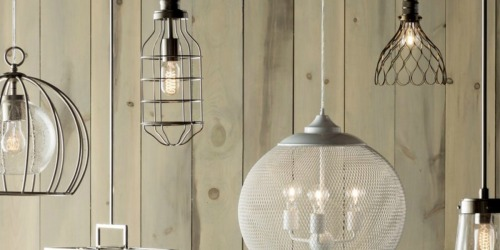 Up to 70% Off Pendant Lights & More at Wayfair