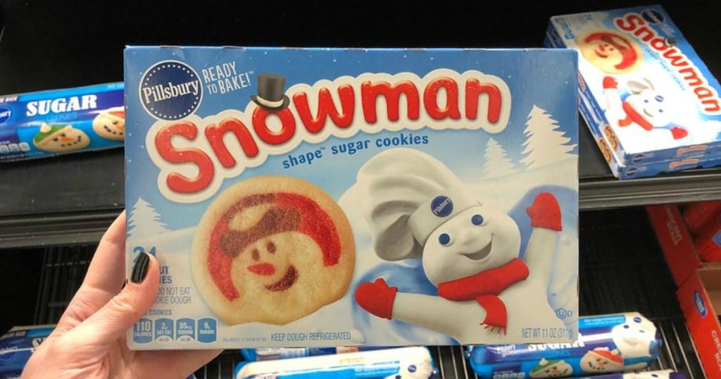 Up To 75 Off Pillsbury Sugar Cookies At Walmart Hip2save