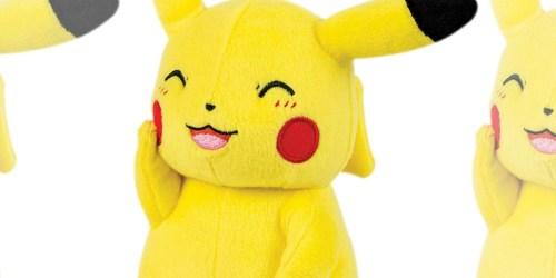 50% Off Pokemon Plush at GameStop