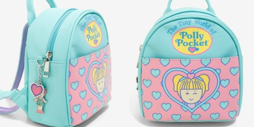Up to 30% Off Polly Pocket Items (Backpacks, Purses & More)