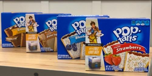 Kellogg's Pop-Tarts 12-Count Box as Low as $1.79 at Target