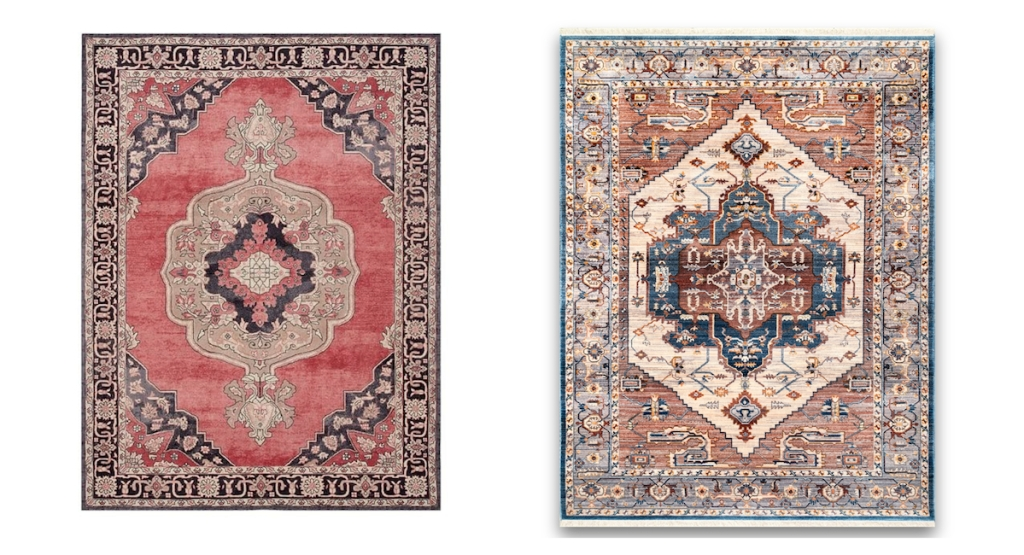 pottery-barn-rugs-usa-medallion-rugs-comparison-side-by-side-photo