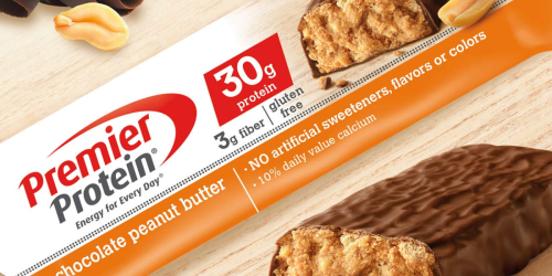 Amazon: Premier Protein Bar 6-Count Only $5.31 Shipped