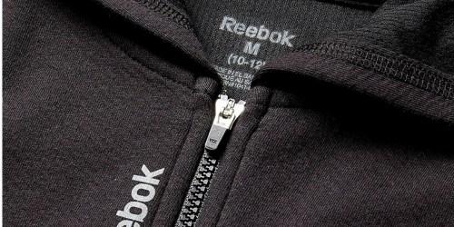 Reebok Girls Mesh Back Jersey Jackets Only $9.99 Shipped (Regularly $30)