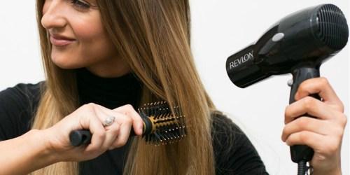 Revlon Compact Hair Dryer Just $6.96 (Regularly $12) – Ships w/ $25 Amazon Order
