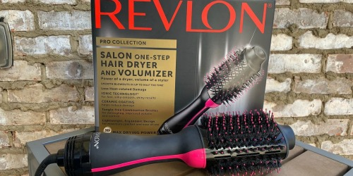 Revlon One-Step Hair Dryer & Volumizer Only $42.97 Shipped (Regularly $60) – Awesome Reviews