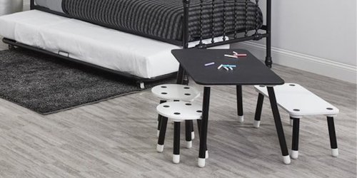Up to 75% Off Kids Tables & Chairs